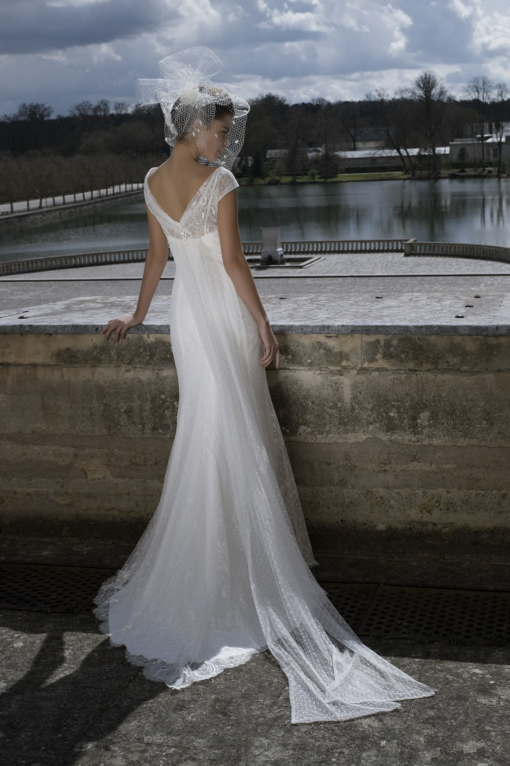Robe de Mariée BALEARES Cymbeline Collection 2018