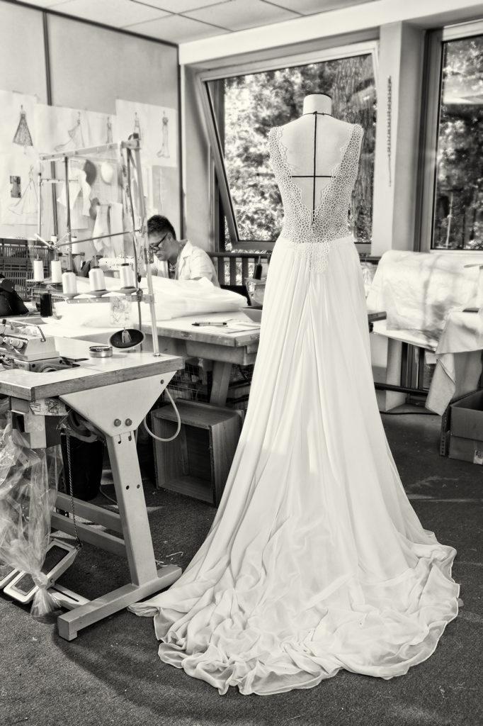 Robe de Mariée Cymbeline Collection 2018 Céleste