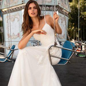 Robe de mariée white one boutique paris