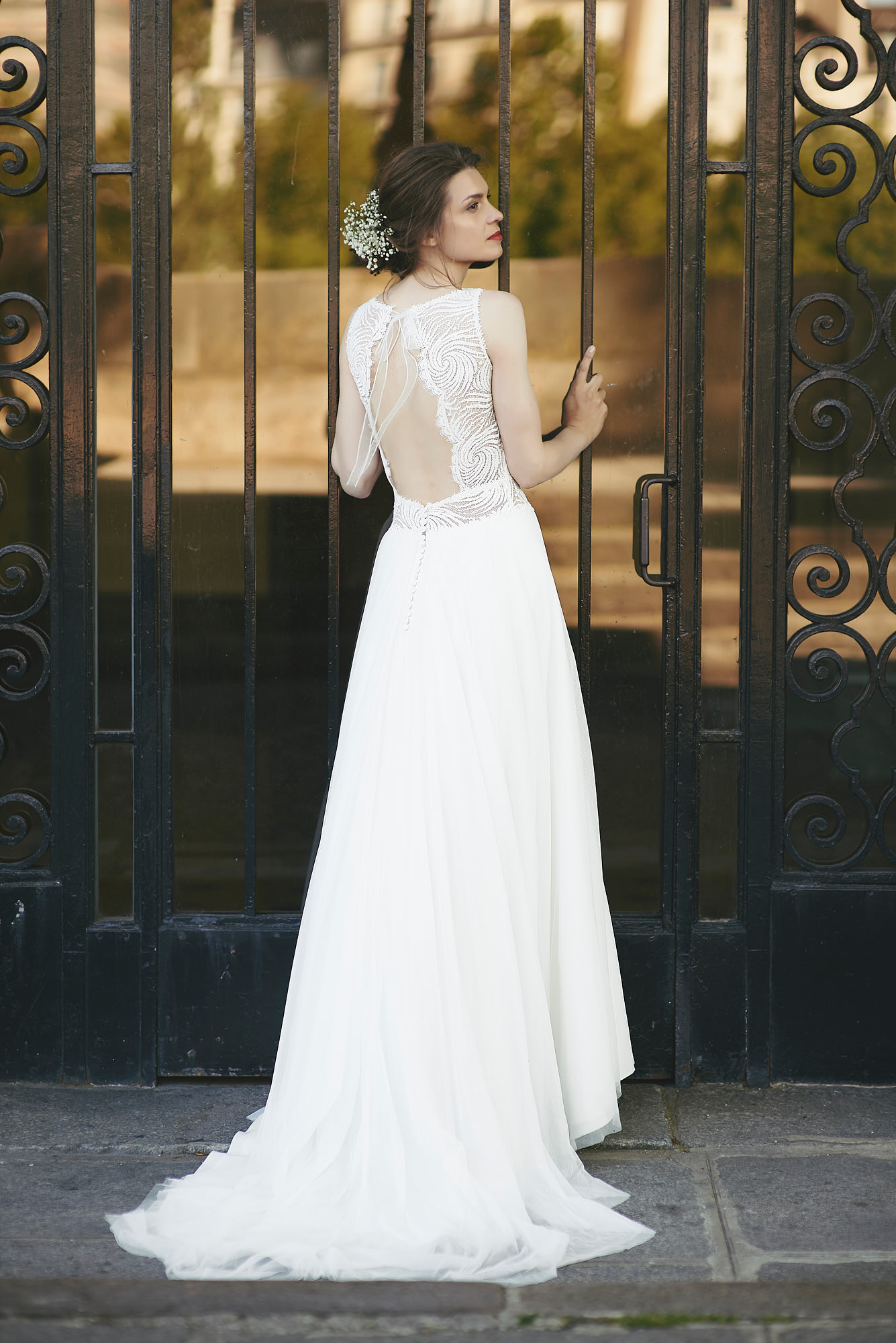 Robe de Mariée ILLICO Cymbeline Collection
